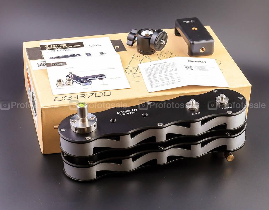 Слайдер Commlite CS-R700