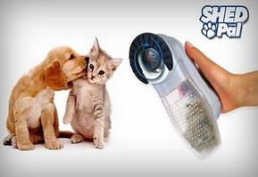 Машинка для вичісування шерсті тварин Shed Pal (Шед Пал)