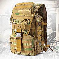 Тактический рюкзак для рыбалки military