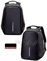 Сверхпрочный мужской рюкзак Bobby SW 55354 + USB, фото 1