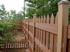 Забор из ДПК, фото 2