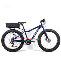 Электровелосипед Crosser Fat Bike 26 дюймов
