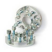 Автомобильное расширительное кольцо (Spacer) H = 20 мм. Футорка M12x1,25 PCD5*100 DIA56,1
