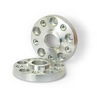Автомобильное расширительное кольцо (Spacer) H = 25 мм. Футорка M14x1,50 PCD5*120 DIA72,5