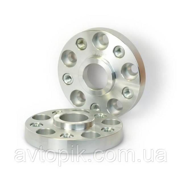 Автомобильное расширительное кольцо (Spacer) H = 30 мм. Футорка M14x1,50 PCD5*112 DIA57,1