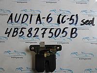 Замок багажника Audi A6 C5, Ауди А6 4B5827505B
