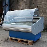 """Холодильная витрина """"РОСС SIENA"""" 1,6 м. Бу, фото 1"""