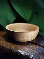 Деревянные тарелки из бука, фото 1