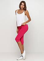 Бриджи для фитнеса (розовый), фото 1