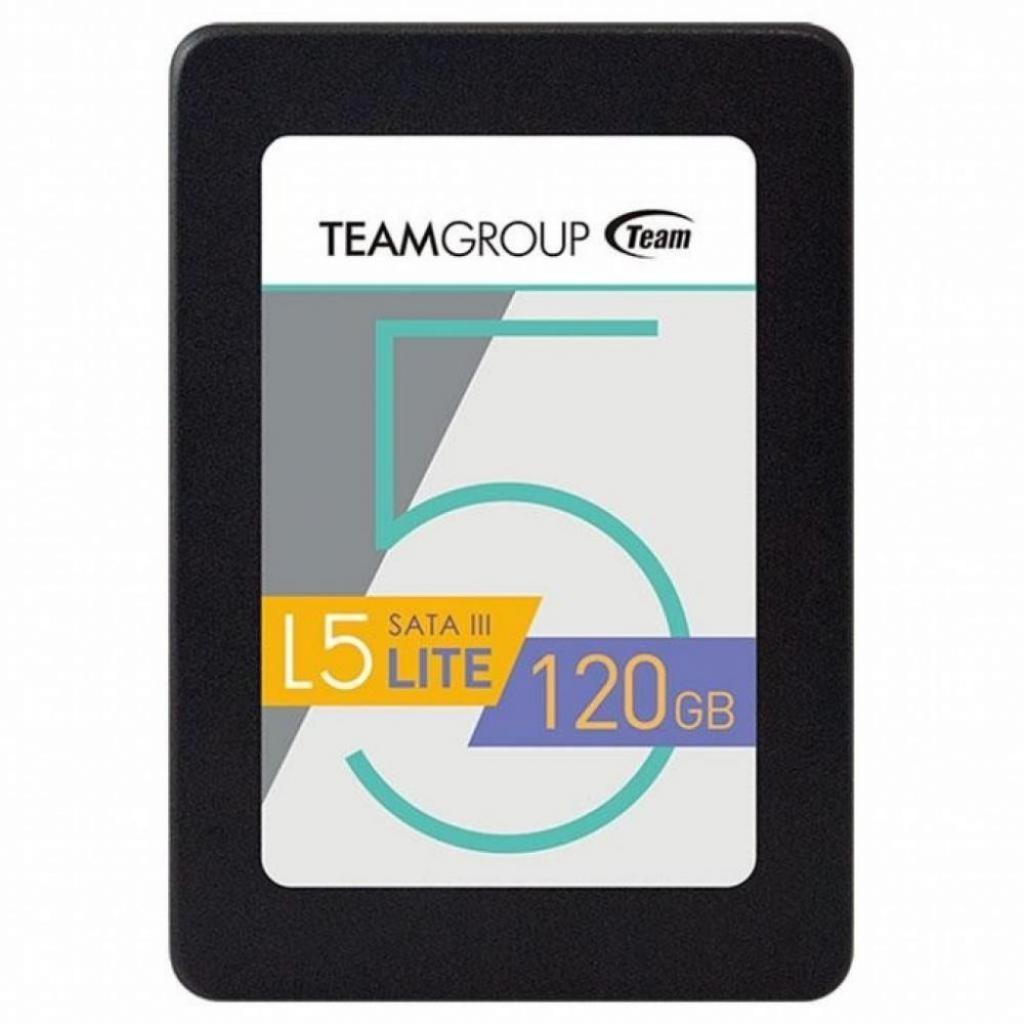 """Накопитель SSD 2.5"""" 120GB Team L5 (T2535T120G0C101) ."""