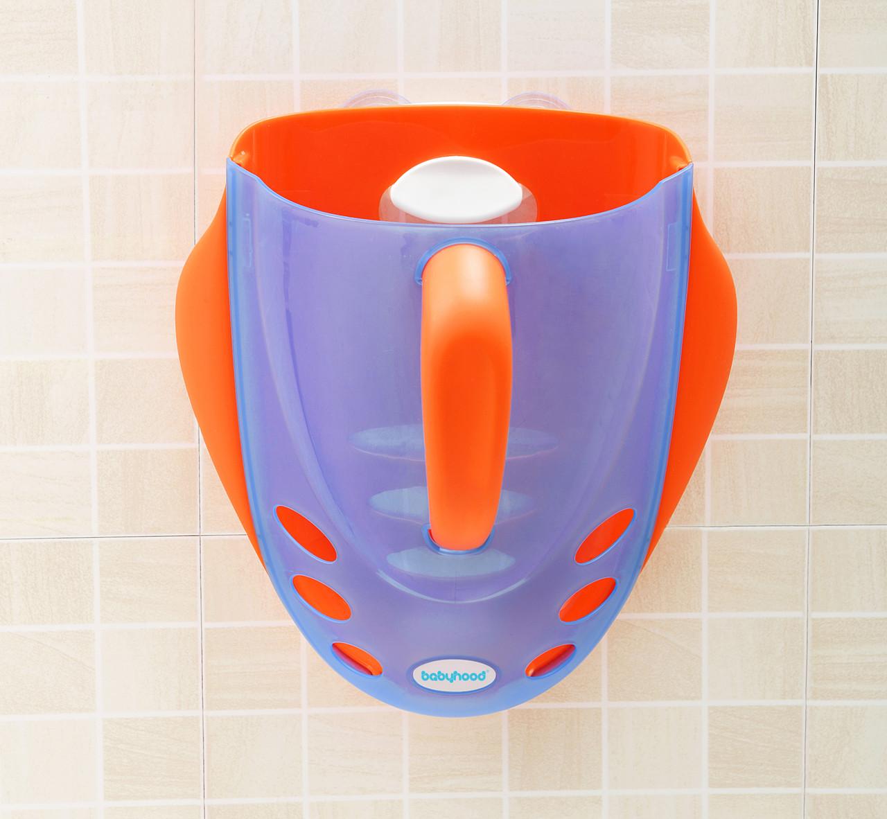 Органайзер  для игрушек  в ванную