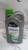 Антифриз (зеленый) Green G11 Coolant 1 л. -35 Axxis  Польша