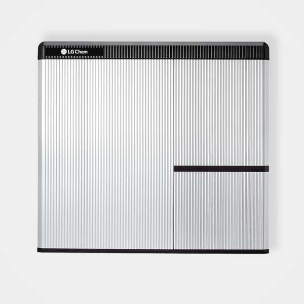 Аккумуляторы энергосберегающие литий-ионные LG Chem RESU 9,8 кВт, SolarEdge