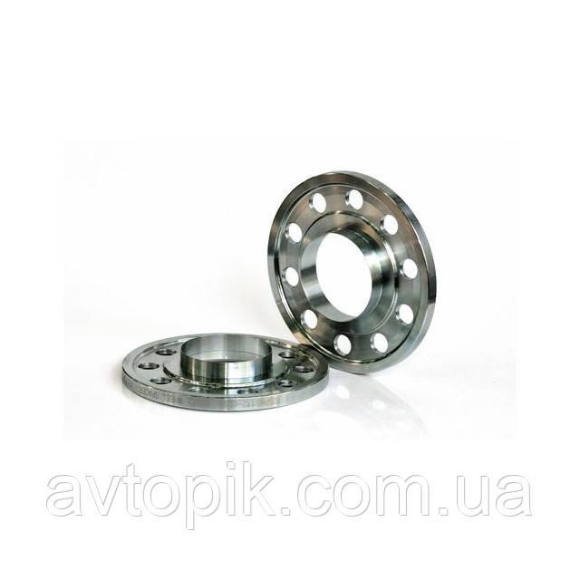 Автомобильное расширительное кольцо (Spacer) H = 10 мм. Футорка PCD5*120 DIA74,1