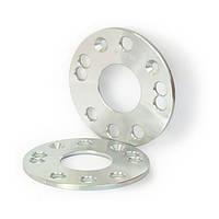 Автомобильное расширительное кольцо (Spacer) H = 6 мм. Футорка PCD4*100/5*100 DIA57,1