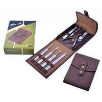 Маникюрный набор 7 предметов №9111, женские наборы , подарок для женщин , уход за ногтями