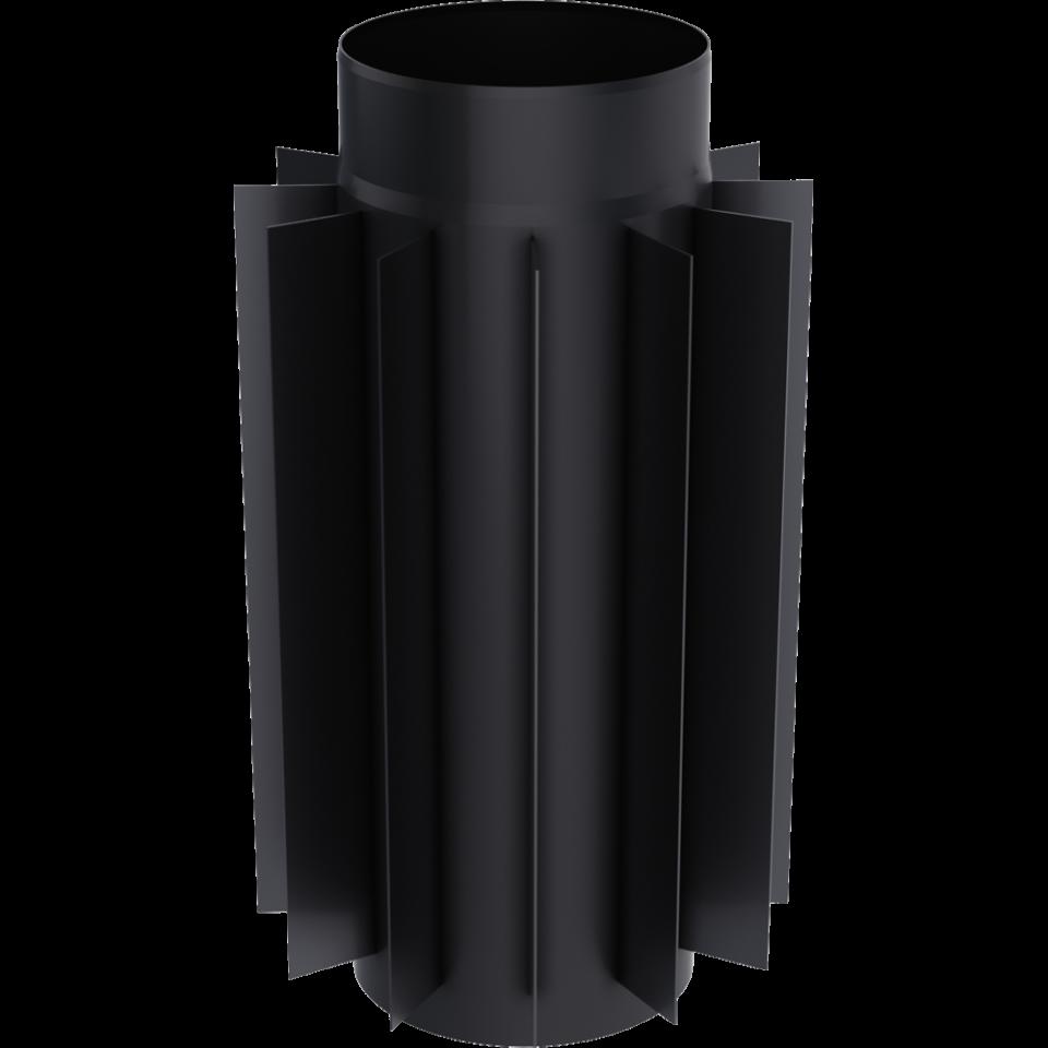 Труба радіаторна 180, 1м