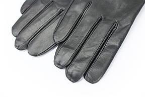 Женские кожаные перчатки 303, фото 3