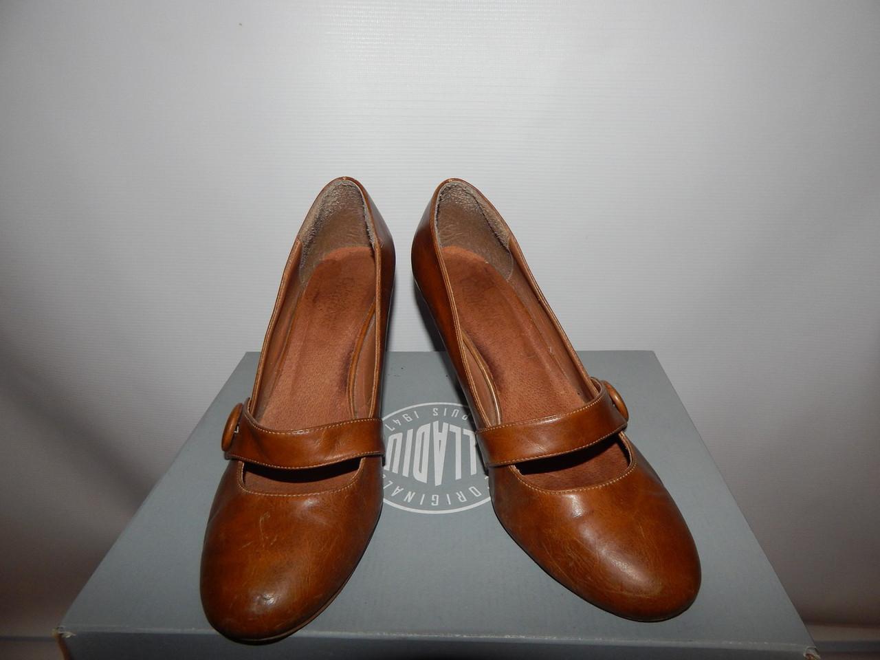 Женские фирменные туфли NEW LOOK р.41 кожа 098SBB