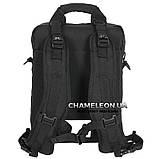 Рюкзак-сумка мала Chameleon Black, фото 2