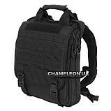 Рюкзак-сумка мала Chameleon Black, фото 4
