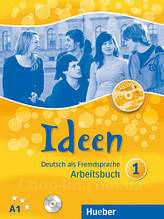Ideen 1 Arbeitsbuch mit Audio-CD und CD-ROM / Рабочая тетрадь