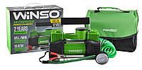 Компрессор автомобильный Winso 125000 85л/мин 360Вт