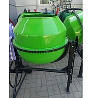 Бетономешалка Вектор 125л (металокомпозитный венец)