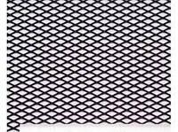 Garmos+ №2, 100*30 см Защитно декоративная сетка для бампера и радиатора черная