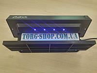 Детектор валют PRO 12 LED светодиодный Black