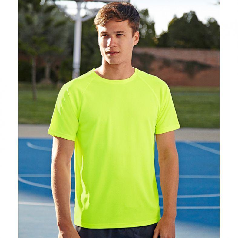 Мужская спортивная футболка Perfomance 61-390-0