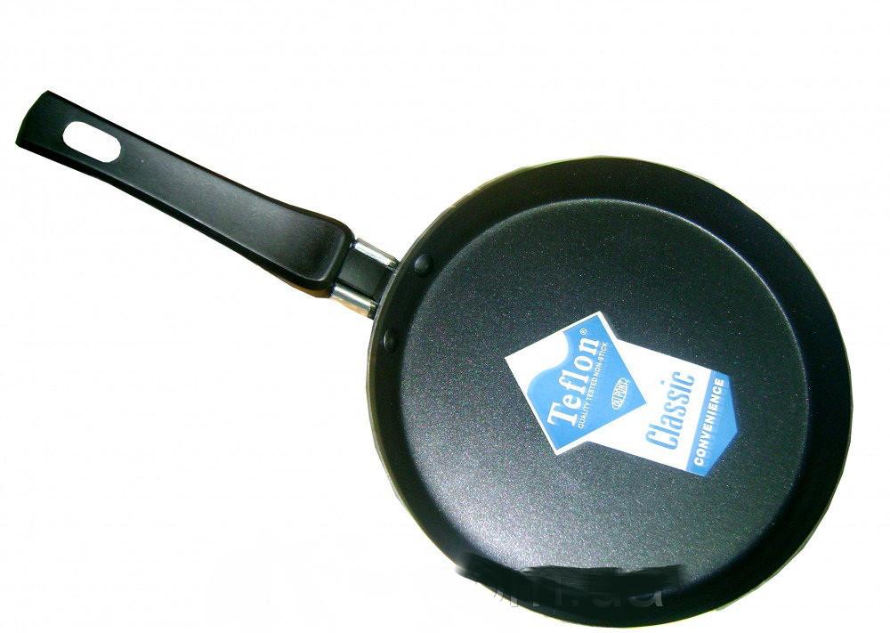 Сковорода блинная покрытие тефлон 22 см