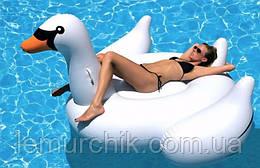 Надувной плот Intex Лебедь 130 х 102 х 99 см