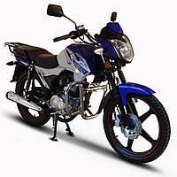 Мотоцикл SkyBike DRAGSTER 150 Синій sbdr0001, фото 1