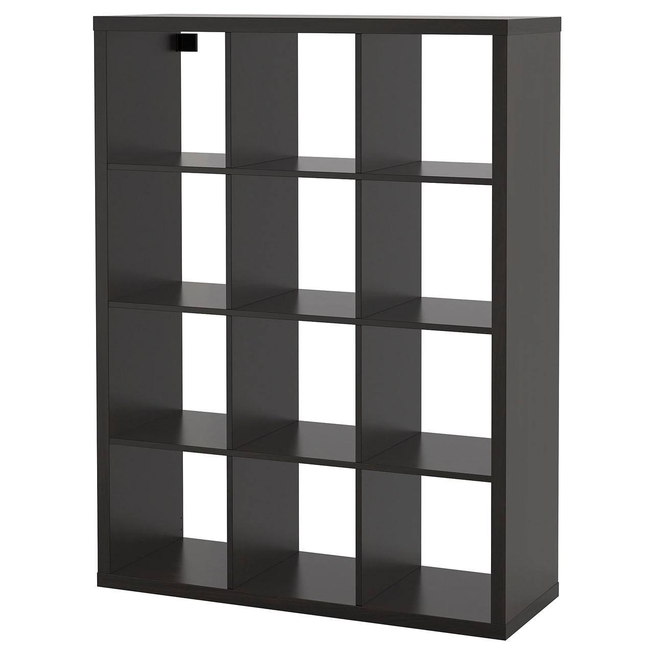 ікеа каллакс стеллаж черно коричневый 3 588 грн інші меблі