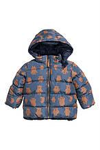 """Куртка детская теплая H&M """"Нильс"""" для мальчика, рост 74см, 80см, 86см 92см сезон осень-зима"""