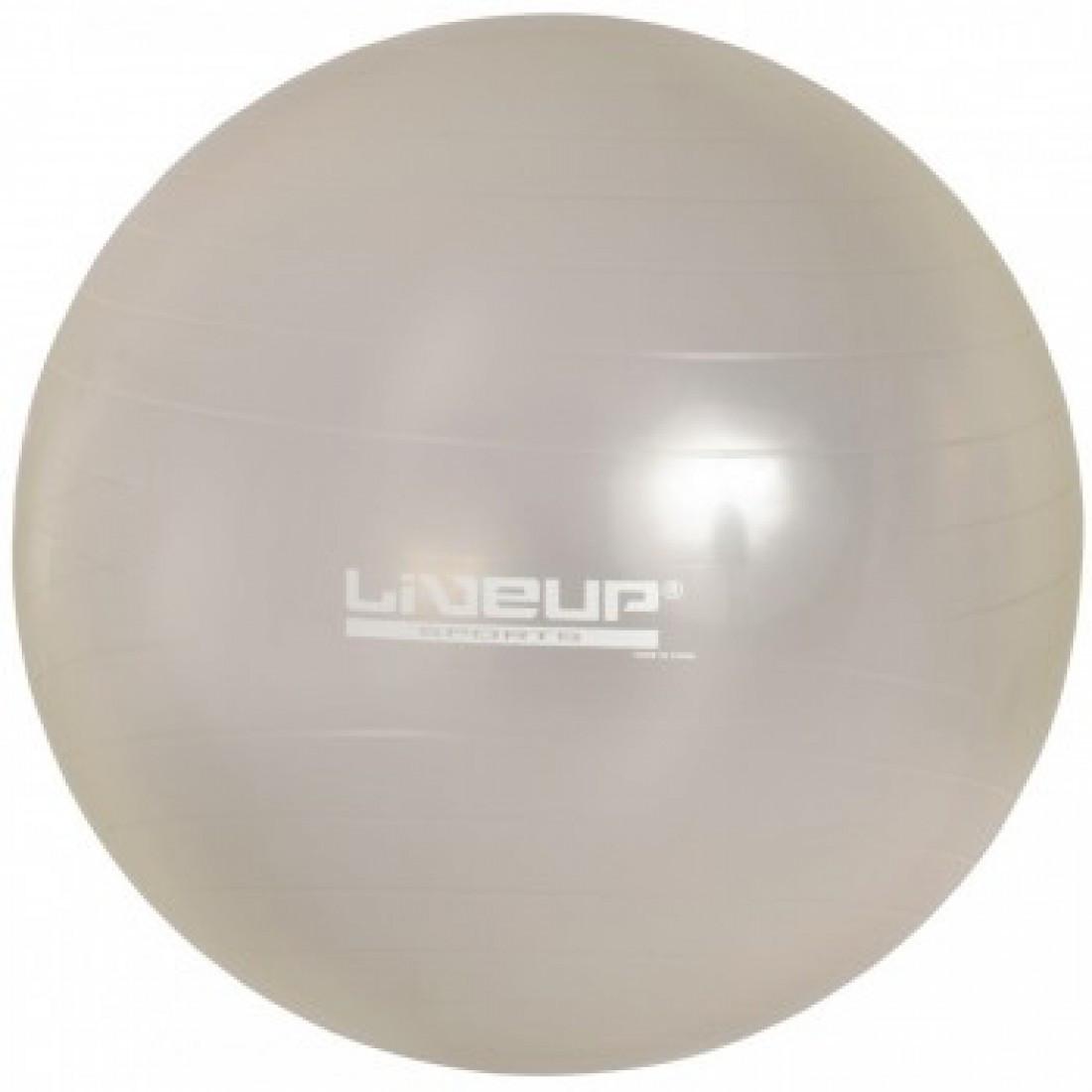 Мяч для фитнеса (фитбол) 75см LiveUp GYM BALL