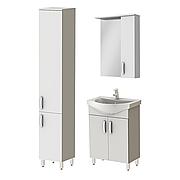 Комплект мебели для ванной комнаты Тренто 60-190 Ювента