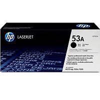 Заправка картриджа HP Q7553A для принтера LJ P2014, P2015, P2015d, P2015dn, M2727nf