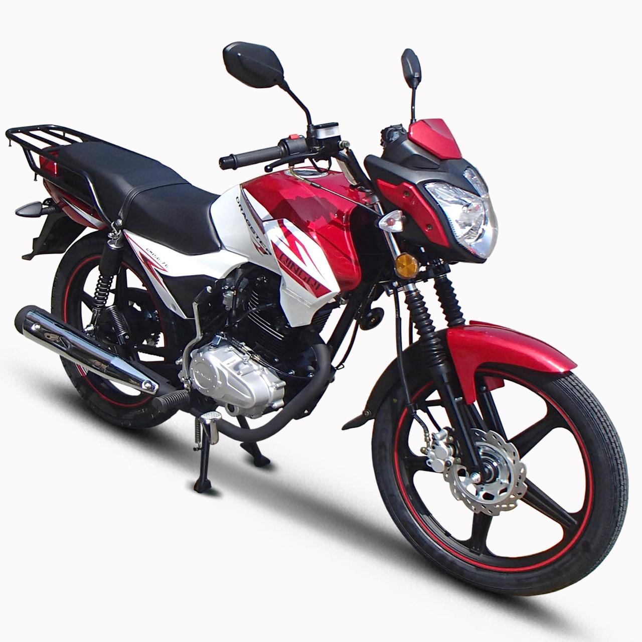 Мотоцикл SkyBike DRAGSTER 150 Червоний sbdr0001