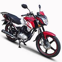 Мотоцикл SkyBike DRAGSTER 150 Червоний sbdr0001, фото 1