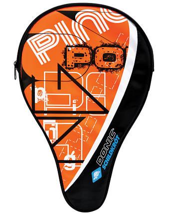 Чехол для ракетки настольного тенниса Donic CLASSIC, фото 2