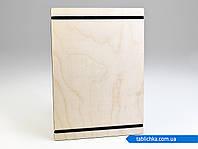 Планшет меню А4 с резинкой, фото 1