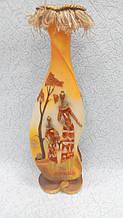 Ваза керамічна Африка висота 33 см