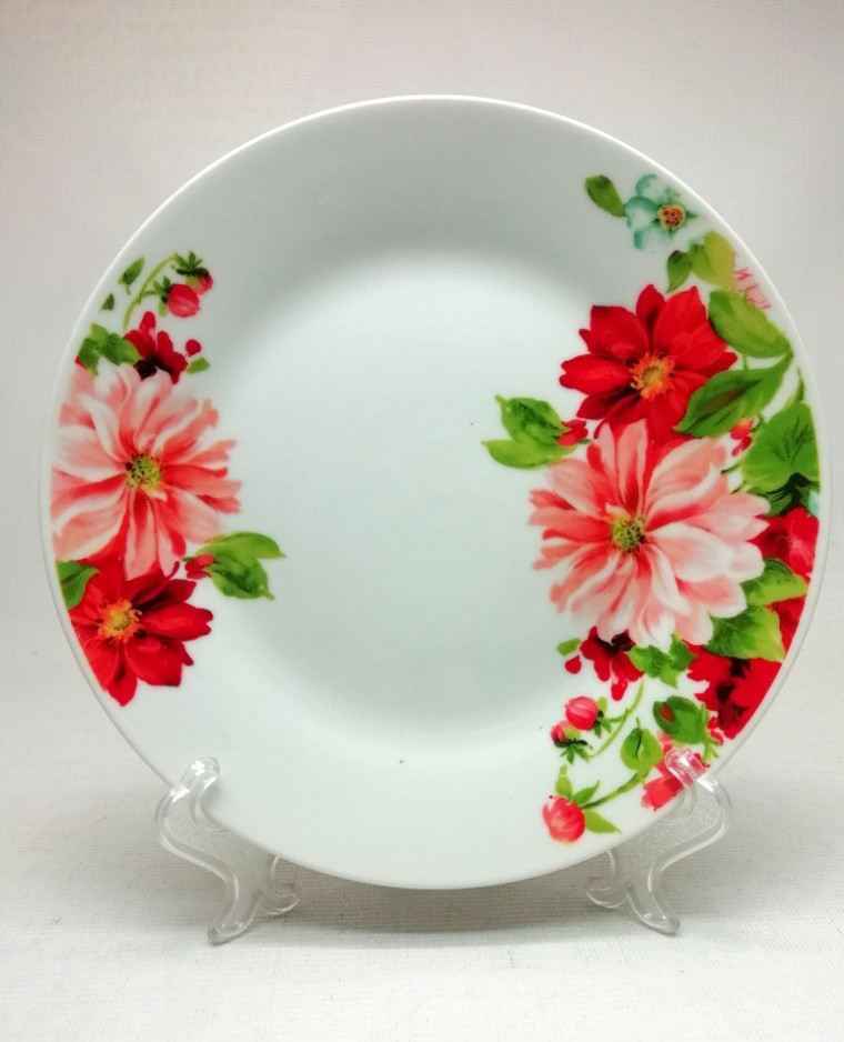 "Набор фарфоровых  тарелок TD-8 ""Астра"", 6 шт."