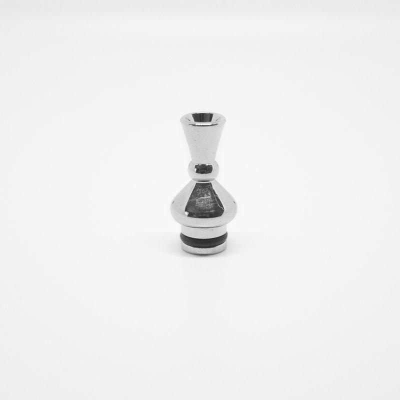 Мундштук (drip tip) 510 Сталь