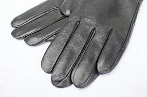 Женские кожаные перчатки 308, фото 2
