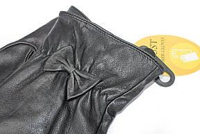 Женские кожаные перчатки 308, фото 3