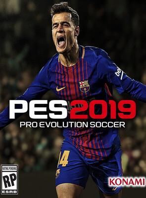 PES 2019 - Pro Evolution Soccer 2019 (PC) Ключ