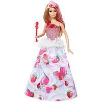 Барби принцесса из Свитвиля Дримтопия или Конфетная принцесса Barbie Dreamtopia Sweetville Princess, фото 1